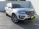 2016 Ingot Silver Metallic Ford Explorer Limited #105870655
