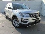 2016 Ingot Silver Metallic Ford Explorer XLT #105870654