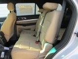 2016 Ford Explorer XLT Rear Seat