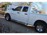 2011 Bright White Dodge Ram 1500 ST Quad Cab #105892242