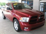 2012 Deep Cherry Red Crystal Pearl Dodge Ram 1500 ST Crew Cab 4x4 #105892215