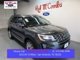 2016 Magnetic Metallic Ford Explorer Limited #105891848