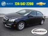 2016 Black Granite Metallic Chevrolet Cruze Limited LT #105892131