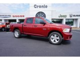 2015 Deep Cherry Red Crystal Pearl Ram 1500 Express Crew Cab 4x4 #105927199