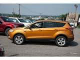 2016 Electric Spice Metallic Ford Escape SE 4WD #105927137
