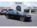 2015 Black Chrysler 200 S #105927192