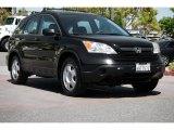 2007 Nighthawk Black Pearl Honda CR-V LX #105927180