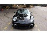 2012 Black Porsche 911 Turbo S Coupe #105954874