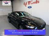2015 Black Ford Mustang GT Coupe #105954465