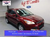 2015 Ruby Red Metallic Ford Escape SE #105954452