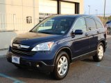 2009 Royal Blue Pearl Honda CR-V EX-L 4WD #105954858
