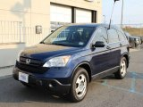 2007 Royal Blue Pearl Honda CR-V LX 4WD #105954857