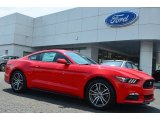 2015 Race Red Ford Mustang EcoBoost Coupe #105954600