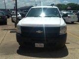 2009 Summit White Chevrolet Silverado 1500 Extended Cab #105954657