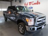 2015 Blue Jeans Ford F250 Super Duty Lariat Crew Cab 4x4 #105990156