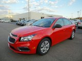 2016 Red Hot Chevrolet Cruze Limited LS #105990366