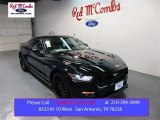 2015 Black Ford Mustang GT Coupe #105990138