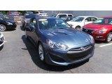 2013 Parabolica Blue Hyundai Genesis Coupe 2.0T Premium #105990555