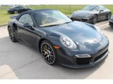 2015 Porsche 911 Dark Blue Metallic