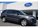 2016 Magnetic Metallic Ford Explorer XLT 4WD #105990327
