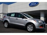 2016 Ford Escape Ingot Silver Metallic