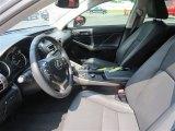 2015 Lexus IS Interiors