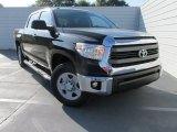 2015 Black Toyota Tundra SR5 CrewMax #106050067