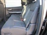 2015 Toyota Tundra SR5 CrewMax Rear Seat