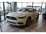 2015 50th Anniversary Wimbledon White Ford Mustang 50th Anniversary GT Coupe #106050142