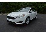 2015 Oxford White Ford Focus SE Hatchback #106050139