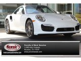 2016 White Porsche 911 Turbo S Coupe #106050096