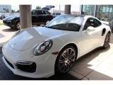 2016 Porsche 911 White