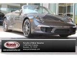 2016 Porsche 911 Carrera 4S Cabriolet