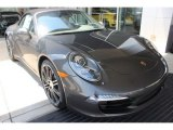 2016 Porsche 911 Agate Grey Metallic