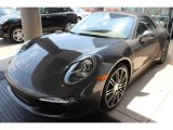 2016 Porsche 911 Agate Grey Metallic