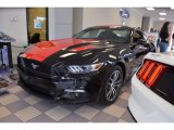 2015 Black Ford Mustang GT Coupe #106071874