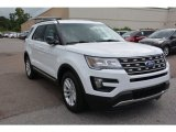 2016 Oxford White Ford Explorer XLT #106071796