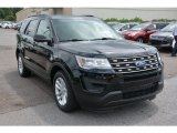 2016 Shadow Black Ford Explorer FWD #106071794