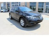 2011 Super Black Nissan Murano SL #106071944