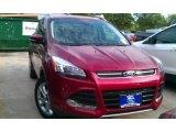 2016 Ruby Red Metallic Ford Escape Titanium #106071544