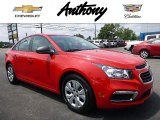 2016 Red Hot Chevrolet Cruze Limited LS #106072007