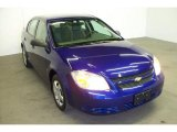 2007 Laser Blue Metallic Chevrolet Cobalt LS Sedan #10601267