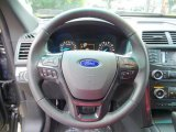 2016 Ford Explorer XLT 4WD Steering Wheel