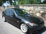 2007 Black Sapphire Metallic BMW 3 Series 335i Sedan #10596133