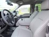 2015 Ford F150 XL SuperCab 4x4 Front Seat
