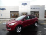 2016 Ruby Red Metallic Ford Escape SE 4WD #106071987