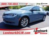 2015 Ceramic Blue Chrysler 200 S #106071669