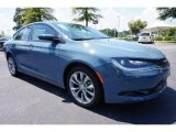 2015 Chrysler 200 S Front 3/4 View