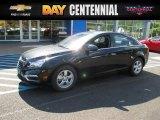2016 Black Granite Metallic Chevrolet Cruze Limited LT #106071593