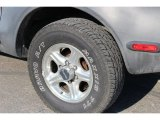 Isuzu VehiCROSS Wheels and Tires